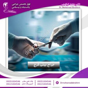 جراح بینی کرج